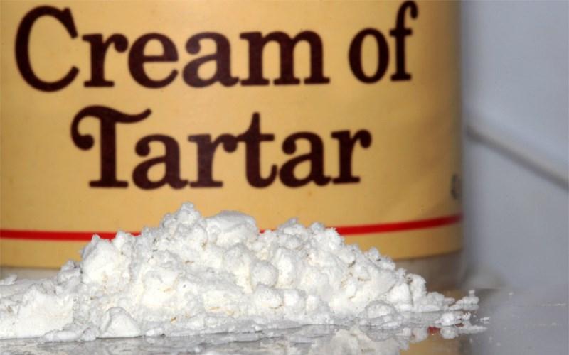 CREAM OF TARTAR – BÍ MẬT NHỎ CỦA MACARON